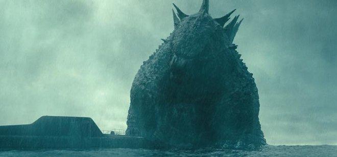 Godzilla awakens