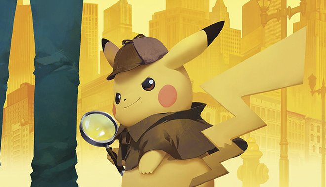 Detective Pikachu is investigating his way onto Nintendo Switch
