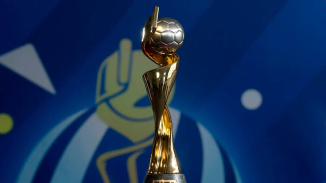 FIFA Women's World Cup France 2019 trophy