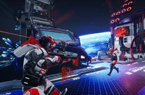 Splitgate: Arena Warfare is Halo with Portals