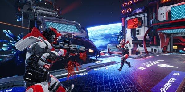 Splitgate: Arena Warfare is Halo with Portals