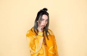 Preview billie eilish bio pre