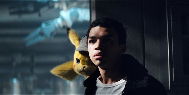 Tim and Pikachu confront a mystery
