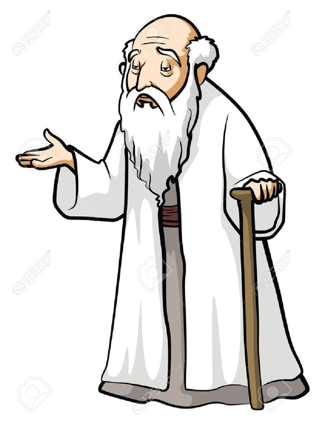 33042310 old wise man
