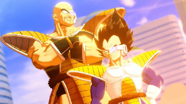 Dragon Ball Z: Kakarot will follow the story of the world-famous anime.