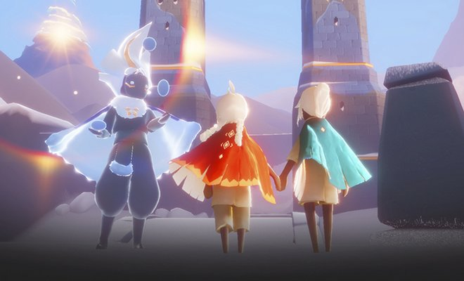 You'll meet all sorts of enchanting characters in the various realms of the game