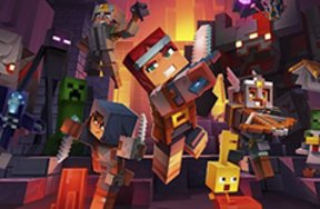 E3 2019 Spotlight: Learn More About Minecraft Dungeons