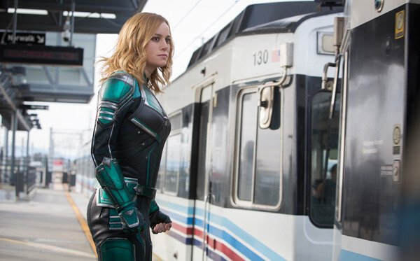 Vers hops a train to stop the Skrull