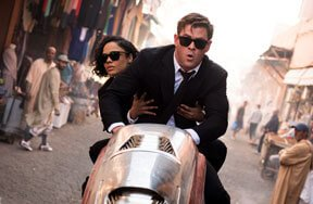 Preview men in black international review pre