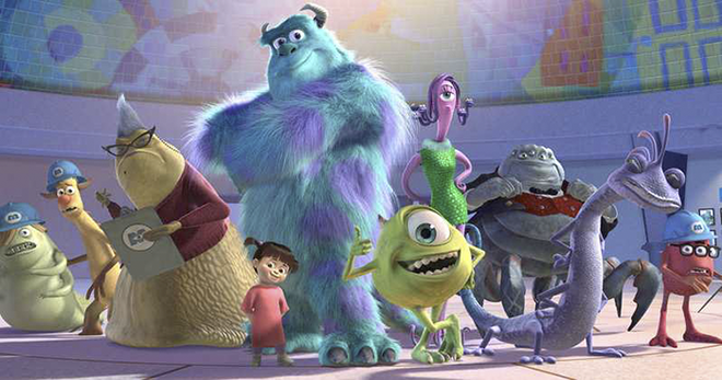 The original cast of Monsters Inc. is returning for Monsters at Work