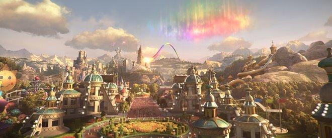 Wonderland is a real life park!