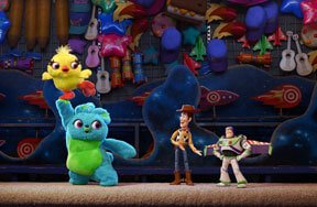 Preview toy story 4 review pre