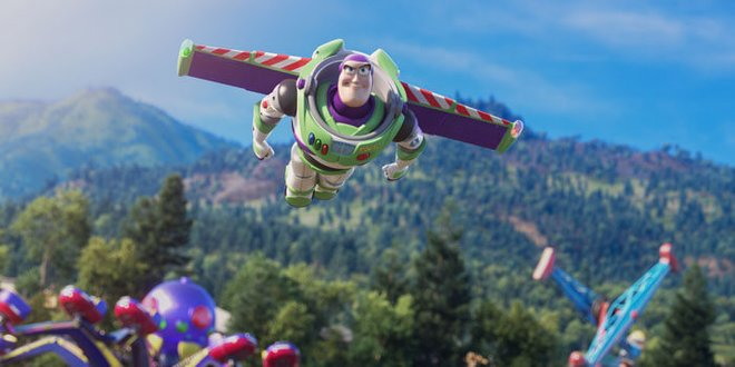 Buzz to the rescue!
