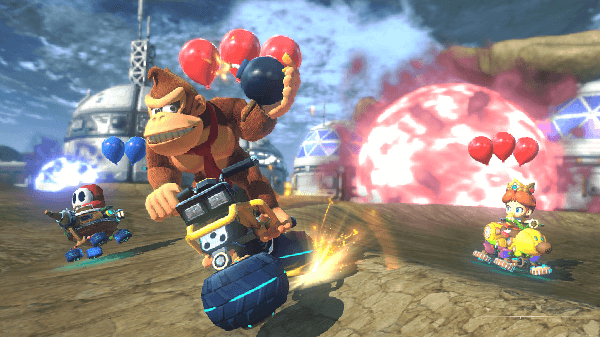 Could Mario Kart Tour hit the heights of Mario Kart 8 Deluxe on the Nintendo Switch?