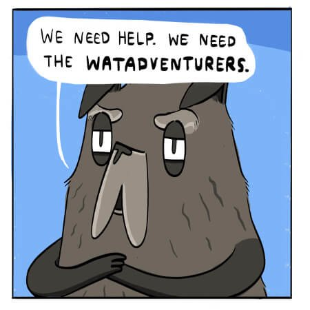 Choose what mission code name we'll give to one of the WatAdventurers