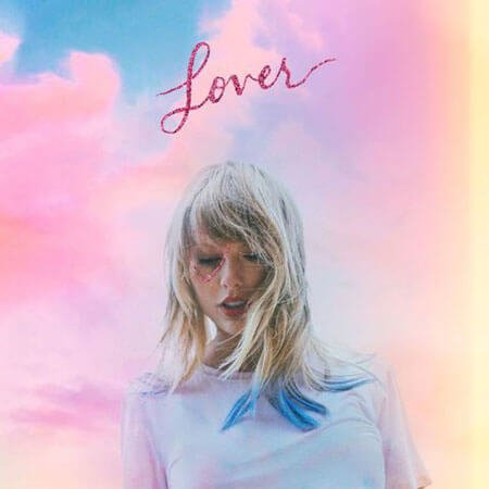Lover has a cotton candy bright color palette.
