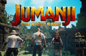 Jumanji: The Video Game Is Coming This November