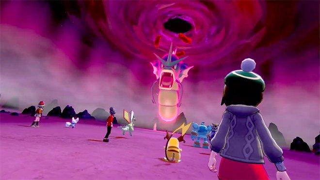 4 Player Raid battles