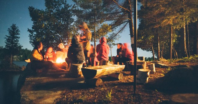 Camping with friends and family? You're going to make some great memories!
