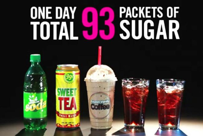 How many packets of sugar do you drink a day?