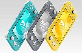New Nintendo Switch Lite Announced