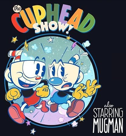 The first artwork from the series