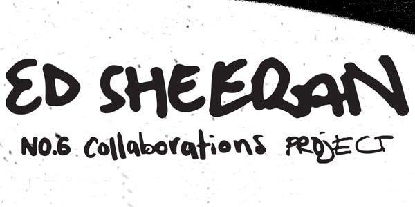 Ed Sheeran No.6 Collaborations Project Album Review