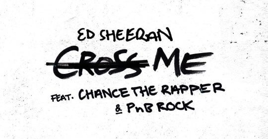Cross Me was one of the first songs already released.