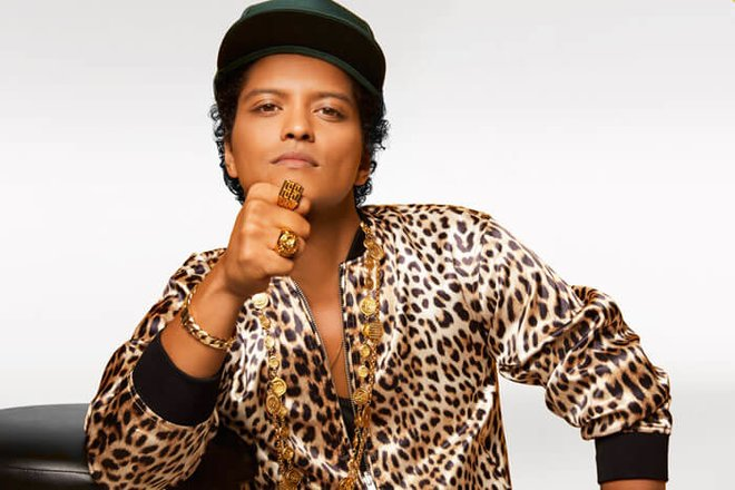 Bruno Mars is one of many famous friends featured on No.6 Collaborations Project.