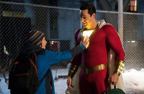 Shazam! Blu-ray Review – Lots of cool extras!