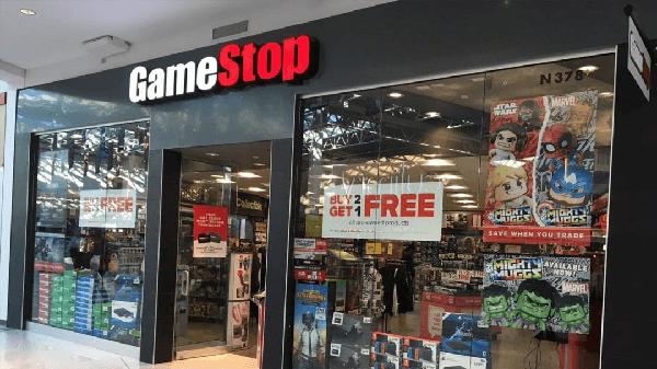 GameStop buys and sells used games for dirt cheap.