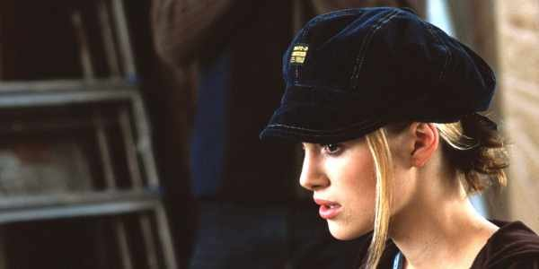 Keira Knightley brought these cute caps to the forefront of style in Love Actually, but her style choice was actually a practical one: it was to hide a massive pimple on her forehead!