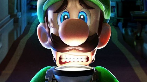 When is Luigi going to get a break from all these ghosts?
