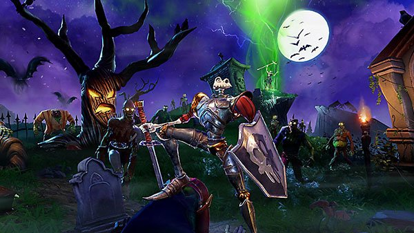 The Medievil Remake is another great Halloween game for PlayStation fans