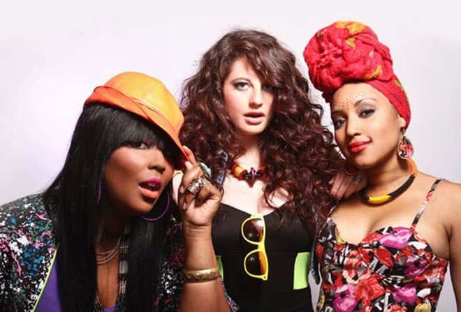 Lizzo's group The Chalice