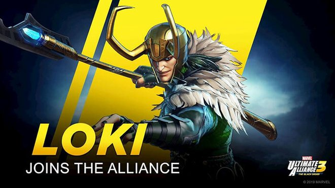 Loki's new look for the game