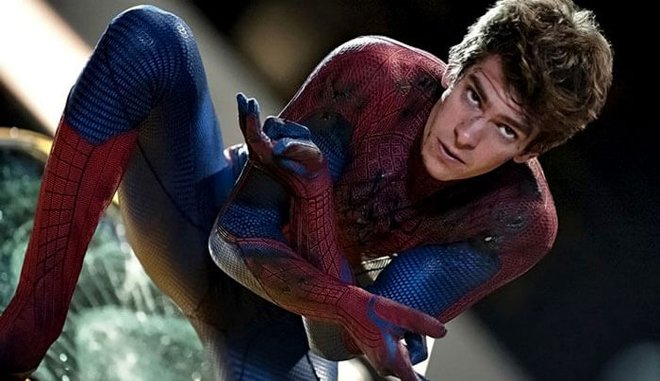 Andrew Garfield as Spider-Man. Who is your favorite actor to play the hero?