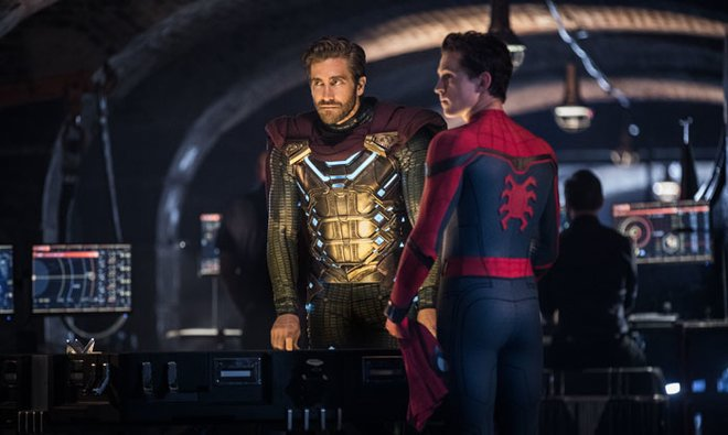Can Mysterio and Spider-Man work together?
