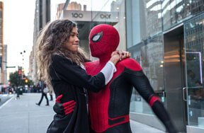 Interview: Tom Holland and Zendaya are Far From Home