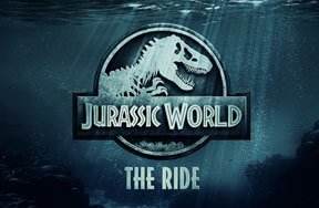 Jurassic World - The Ride Opens at Universal Studios Hollywood