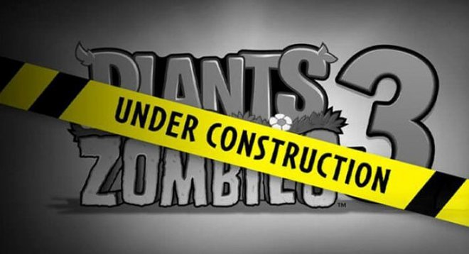 Details on Plants vs. Zombies 3 are scarce right now