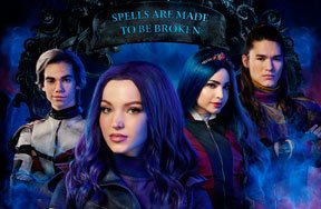 Preview descendants 3 review pre