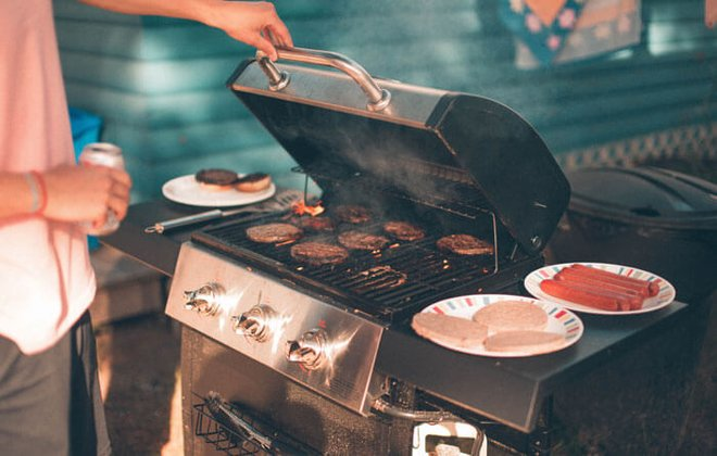 Who doesn't love food fresh off the grill?