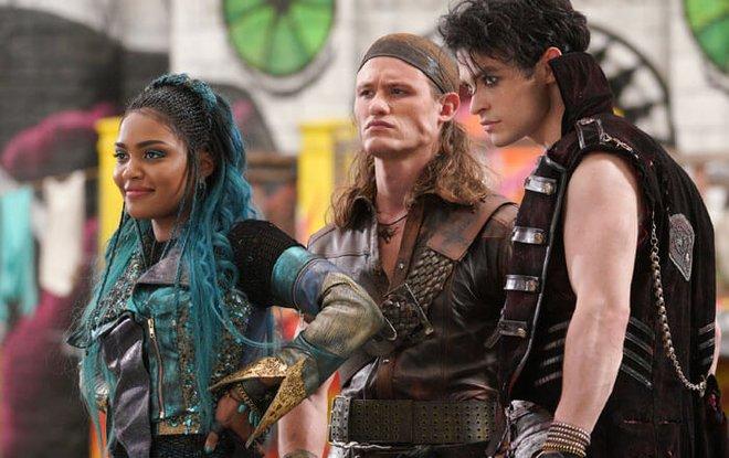 Uma, Gil and Harry Hook join the team