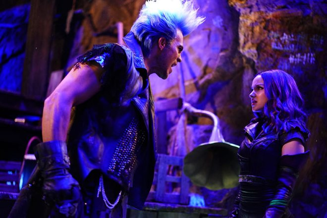 Hades tells Mal he is the boss here