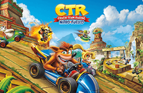 Crash Team Racing Nitro-Fueled PlayStation 4 Game Review