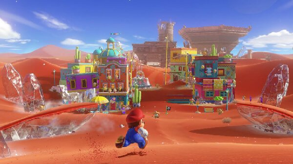 Super Mario Odyssey was an instant classic when it realesed on the Nintendo Switch.