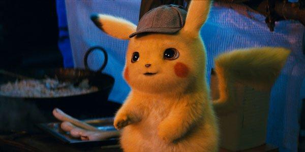 POKÉMON Detective Pikachu Blu-ray Review