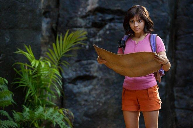 Dora is an expert jungle navigator