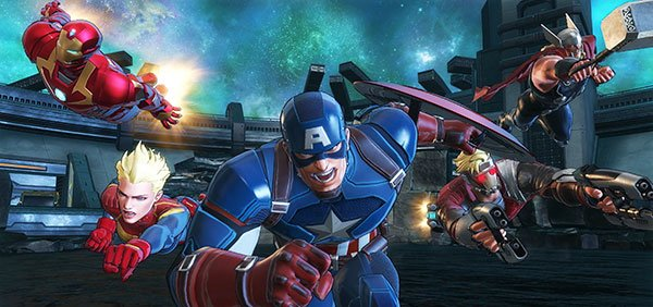 Ultimate Alliance 3 just released, bringing back the series from a long break